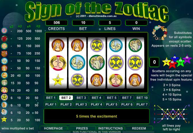 Игральный автомат онлайн
