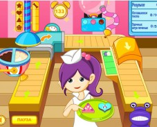 Игра Печеньки онлайн