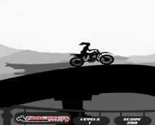 Игра Ниндзя на мотоцикле онлайн
