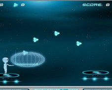 Игра Ally the Alien онлайн