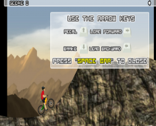 Игра Mountain Bike Challenge онлайн