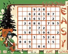 Игра Японкское судоку онлайн