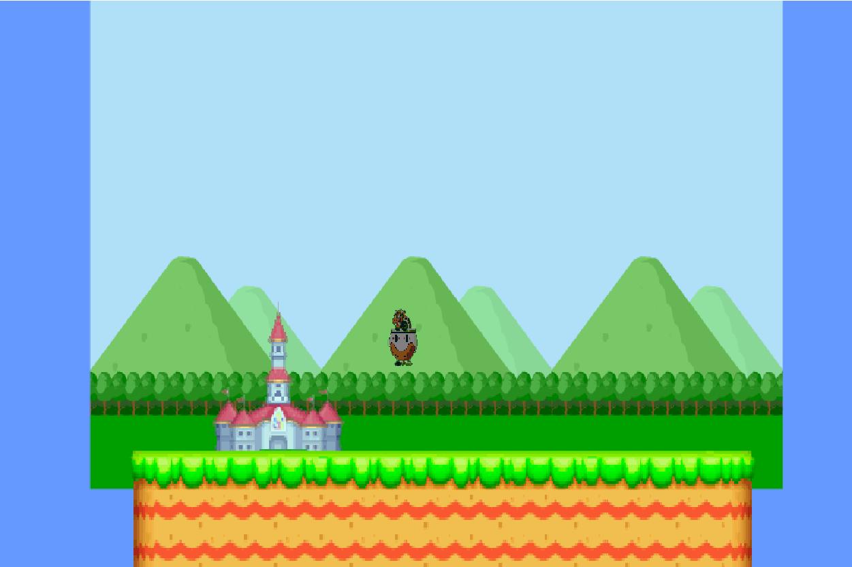 Игра Super Mario Coin Catcher онлайн