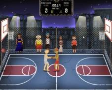 Игра Баскетбол один на один онлайн