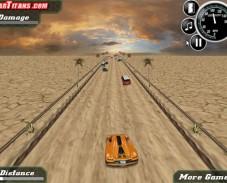 Игра Гонки по Лос Анджелесу в 3D онлайн