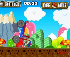 Игра Марио на грузовике онлайн