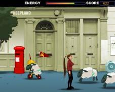 Игра Атака овец онлайн