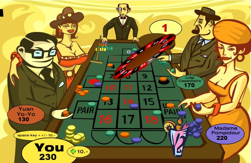 онлайн гра казино рулетка
