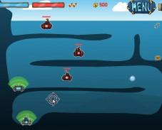 Игра Маленькая подводная лодка онлайн