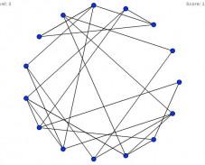 Игра Непересекающиеся линии онлайн