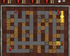 Игра Огонь и Бомбы 2 онлайн