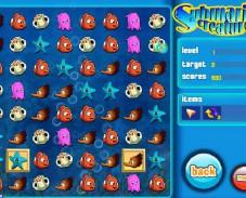 Игра Подводные Существа онлайн