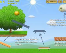 Игра Яблоневый сад онлайн