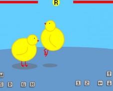 Игра Цыплячии Бои онлайн