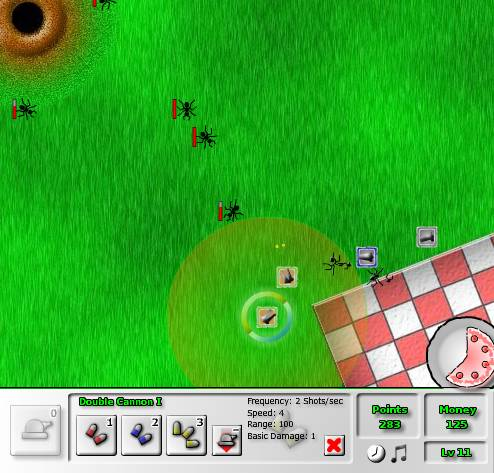 Игра Antibuster онлайн