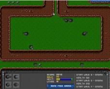 Игра Вооруженная оборона онлайн