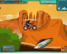 Игра Bombheads Motocross онлайн