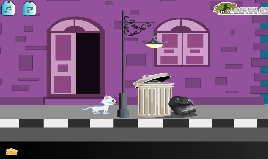 Игра Великое Кошачее  Путешествие онлайн