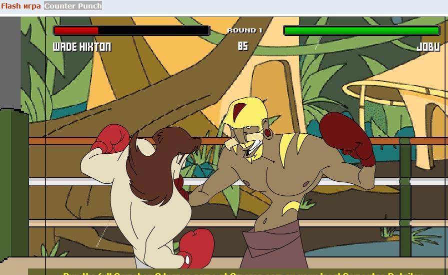 Игра Counter Punch онлайн