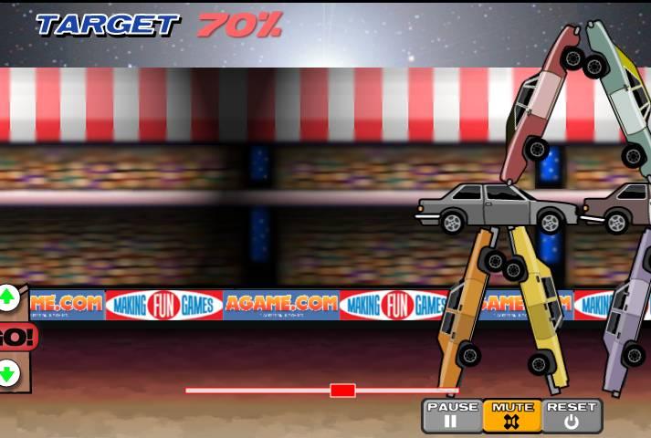 Игра Destroy All Cars онлайн