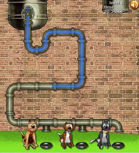Игра Dogville Pipeline онлайн
