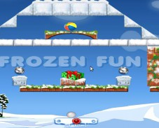 Игра Frozen Fun онлайн