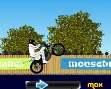 Игра Mo'bike! онлайн