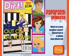 Игра Paparazzi Princess онлайн