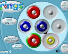 Игра Rings (Кольца) онлайн