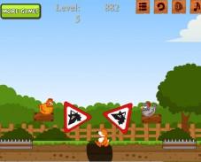 Игра Спасти кур онлайн