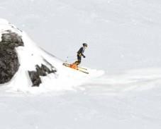 Игра Ski Sim онлайн