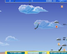 Игра Sky Fighters онлайн