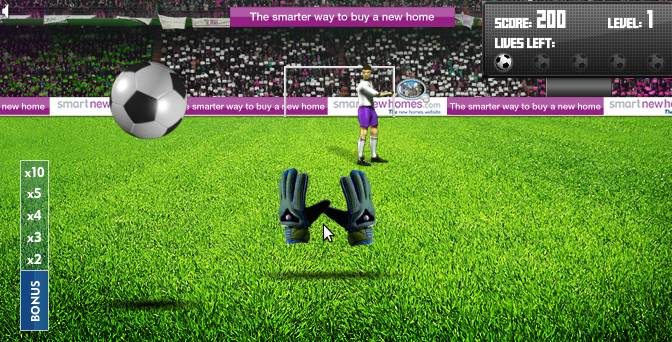 Игра Smart Soccer (Умный футбол) онлайн
