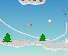 Игра Snowmans Hill онлайн