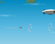 Игра Stunt pilot trainer онлайн