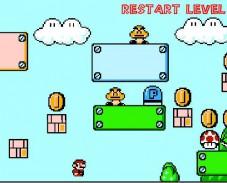 Игра Super Mario Bounce онлайн