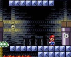 Игра Super Mario Fright Night онлайн
