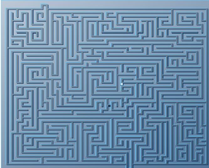 Игра The Maze онлайн