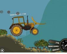 Игра Tractors Power онлайн