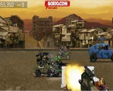 Игра Warzone Getaway 2 онлайн