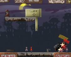 Игра Zombie Smasher онлайн