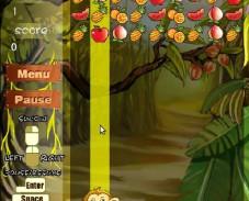 Игра Голодная обезьянка онлайн