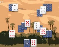 Игра Древний персидский пасьянс онлайн