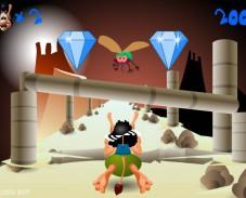 Игра Кузя и алмазы онлайн