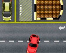 Игра Припаркуй машину онлайн