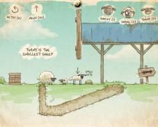 Игра Три овечки онлайн