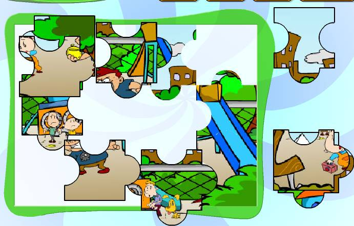 Игра Jigsaw puzzle (картинка-загадка) онлайн