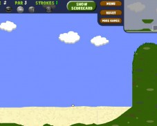 Игра Powergolf онлайн