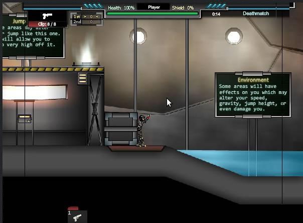 Игра Raze (Сровнять с землей) онлайн