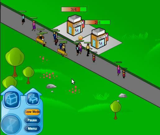 Игра Shopping City онлайн